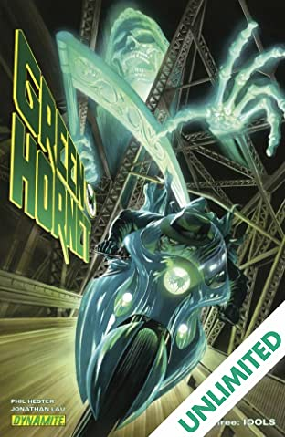 Kevin Smith's Green Hornet Vol. 3: Idols